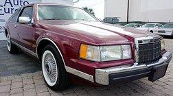 1989 Lincoln Mark VII Bill Blass