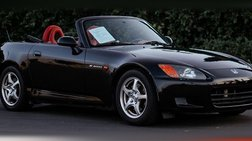 2002 Honda S2000 Base