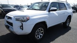2019 Toyota 4Runner TRD Off Road 4WD (Natl)