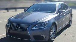 2015 Lexus LS 460 LS 460 Sedan 4D
