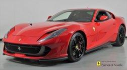 2018 Ferrari 812 Superfast 812 Superfast