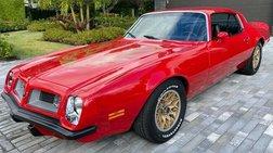 1975 Pontiac Firebird 2dr Coupe Firebird