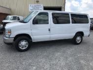 2013 Ford Econoline Wagon XLT 12 Passenger Van