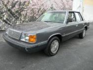 1988 Plymouth Reliant K America Base
