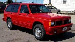 1994 Oldsmobile Bravada Special Edition