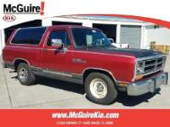 1989 Dodge Ramcharger 150