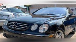 2006 Mercedes-Benz CL-Class CL 500