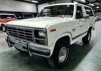 1986 Ford Bronco 4X4