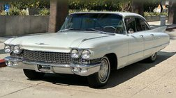 1960 Cadillac DeVille AC/ Power Locks, Windows, Seats,