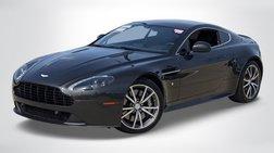 2015 Aston Martin V8 Vantage Base