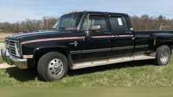 1987 Chevrolet Silverado 3500