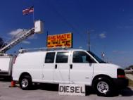 2008 Chevrolet Express Cargo Van 3500