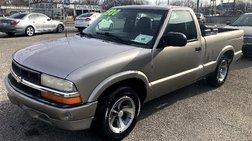 2001 Chevrolet S-10 2WD