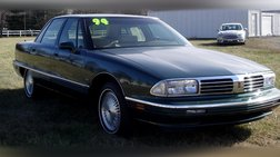 1994 Oldsmobile Ninety-Eight Regency