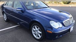2004 Mercedes-Benz C-Class C 320