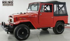 1971 Toyota 350 V8 3-SPEED 4X4 CONVERTIBLE TOP