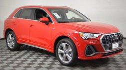 2022 Audi Q3 2.0T quattro Premium Plus S line
