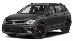 2021 Volkswagen Tiguan SE R-Line Black