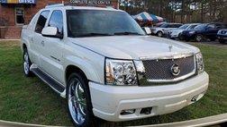 2003 Cadillac Escalade EXT Base