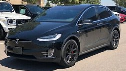 2020 Tesla Model X Performance