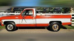 1973 Chevrolet Sierra Grande