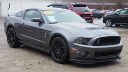 2013 Ford Shelby GT500 Base