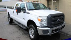 2013 Ford Super Duty F-350 XLT