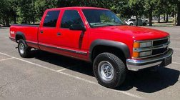 2000 Chevrolet C/K 3500 K3500 LS