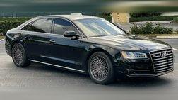 2016 Audi A8 3.0 quattro TDI