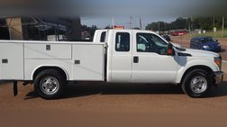 2015 Ford F-350 XLT SuperCab Long Bed 2WD