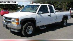 2000 Chevrolet C/K 2500 LS Long Box 4WD