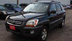 2007 Kia Sportage EX