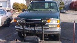 1998 Chevrolet C/K 1500 Reg. Cab 6.5-ft. Bed 4WD