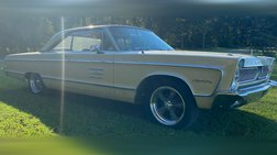 1966 Plymouth sport