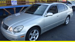 2000 Lexus GS 400 Base