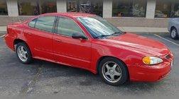2004 Pontiac Grand Am SE2