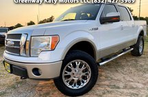 2009 Ford F-150 Lariat 4WD SuperCab 6.5' Box