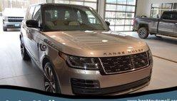 2019 Land Rover Range Rover SVAutobiography Dynamic