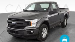 2019 Ford XL Pickup 2D 6 1/2 ft