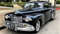 1946 Lincoln Continental CLEAN TITLE