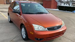 2005 Ford Focus 3dr Cpe SES