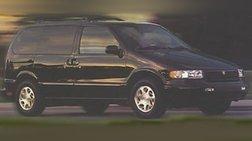 1998 Mercury Villager GS