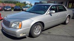 2005 Cadillac DeVille Standard