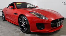 2020 Jaguar F-TYPE Checkered Flag