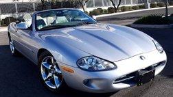 2000 Jaguar XK-Series XK8