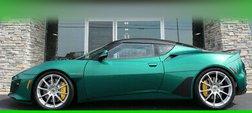 2020 Lotus Evora Lotus Evora GT Carbon Fiber Pkg RACING GREEN only 90 miles