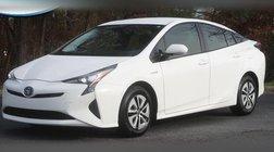 2018 Toyota Prius Two Eco (Natl)
