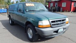 2000 Ford Ranger Pickup 2D