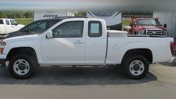 2009 Chevrolet Colorado Work Truck Ext. Cab 4WD