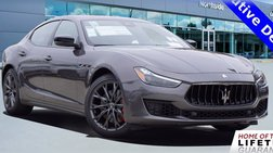 2021 Maserati Ghibli Base